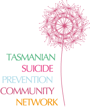 Tasmanian Suicide Prevention Community Network logo